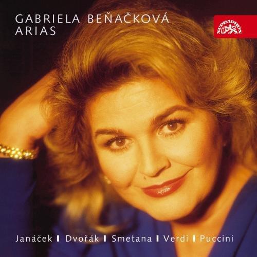 Gabriela Benackova : Arias