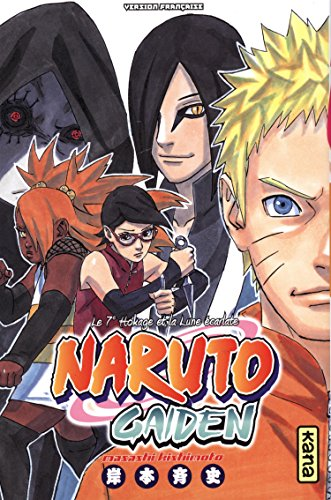 Naruto Gaiden - Le 7e Hokage et la Lune écarlate, tome 1