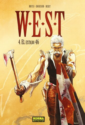 W.E.S.T 4 El Estado 46/ The State 46 Cover Image