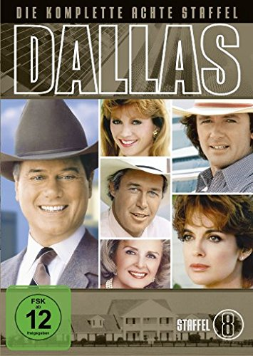 Dallas - Staffel 8 [8 DVDs]