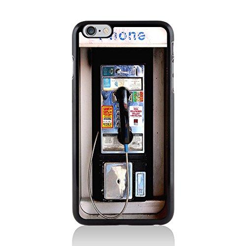 Apple iPhone 6Plus/6s Plus Vieux Skool Coque arrière rigide/Coque par Call Candy Phone Booth