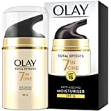Olay Total Effects Anti-Ageing 7-in-1 Day CreamSPF15 Moisturiser, 50 ml