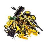 Bausteine gebraucht 1 x Lego Technic Set Teile für Modell Technic Construction 42030 Volvo L350F Radlader gelb Wheel Loader geprüft incomplete unvollständig