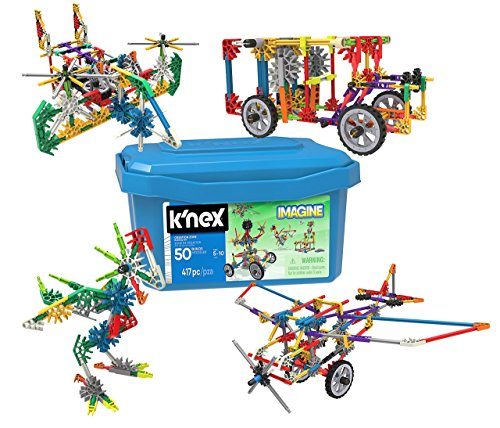 K'Nex 34366 Creation Zone 50 Mod...