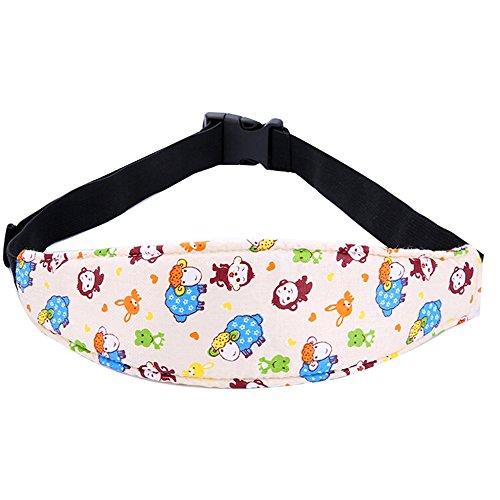 Baby Schlafsack für Babys, Auto-Kopfstütze, für Kinder-Schlafsack, Baby-Auto-Relief-, Kopfstütze, mit verstellbaren Riemen