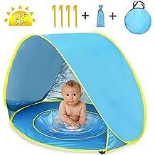 YARD Carpa para niños Tienda de campaña para niños Pop-up con Piscina de bebé