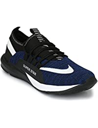 Lavista Men's Synthetic Leather And Febric Casual Shoe