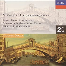 Vivaldi: La Stravaganza (2 CDs)