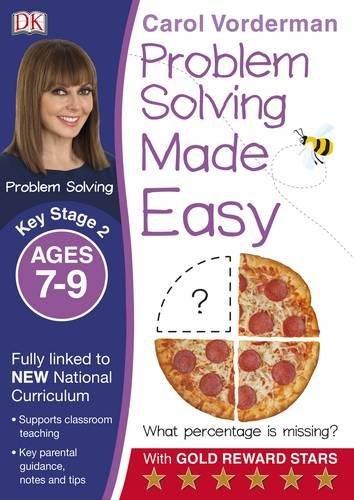 Problem Solving Made Easy Ages 7-9 Key Stage 2 (Made Easy Workbooks) por Carol Vorderman