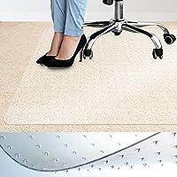Büromöbel Bodenschutzmatte Schutzmatte Transparent Bodenmatte Stuhlunterlage Wunschmaß 1a Hell In Farbe