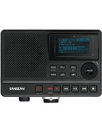 Sangean DAR-101 Radio (Digitaler Rekorder, LCD)