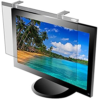 Compucessory Screen Filter Glass Anti Glare Radiation