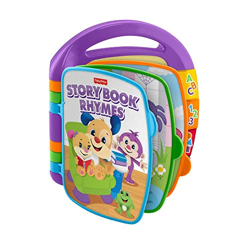 Fisher-Price Libro interactivo de aprendizaje