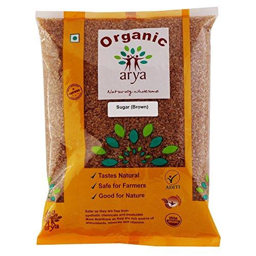 Arya Farm Organic Brown Sugar, 1kg