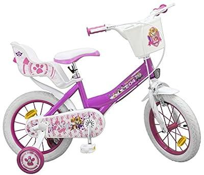 Toimsa 147335,6cm Paw Patrol Mädchen Fahrrad