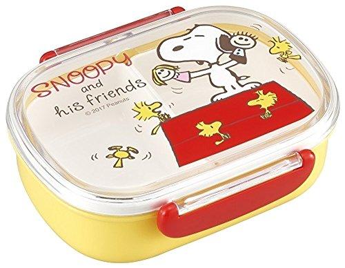 OSK-Peanuts Snoopy-Lunch-box,bento-boxen (mit Kern) PCR-7 (Bento Snoopy)