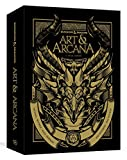 Dungeons and Dragons Art and Arcana [Special Edition, Boxed Book & Ephemera Set] - A Visual History
