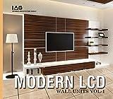 #4: Modern Lcd Wall Units Vol-1