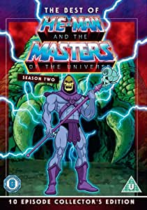 He-Man and the Masters of the Universe - Best of Series 2 [DVD] [1984]