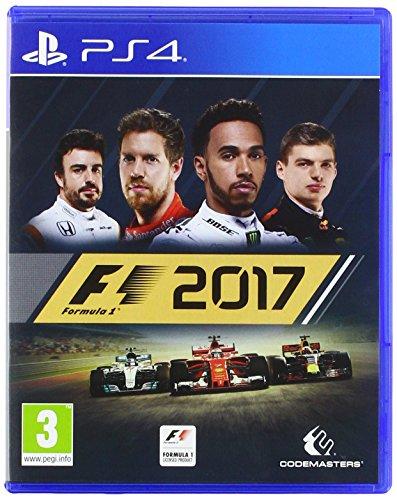 formel eins ps4 F1 2017 (PS4)
