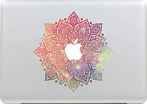 Macbook Aufkleber, Stillshine Super dünn (0,07 mm) Removable Bunte Muster Fashion Macbook Sticker Aufkleber Skin Laptop Vinyl Decal Sticker Abziehbild Abziehbilder (Pattern 19) (11 Skin Laptop Air Macbook)