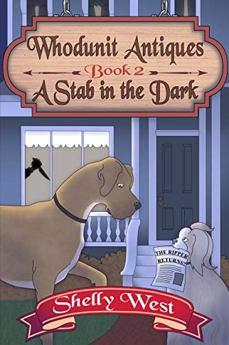 A Stab in the Dark (A Whodunit Antiques Cozy Mystery Book 2) (English Edition)