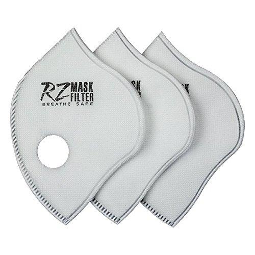 Filtri RZ Mask F2 HEPA per maschere X-Large - 3 pezzi