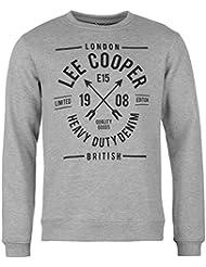 Lee Cooper - Sweat-shirt - Homme Multicolore Bigarré