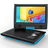 "Best Dvd Players Portables - ieGeek 11"" Portable DVD Player with Higher Brightness Review"