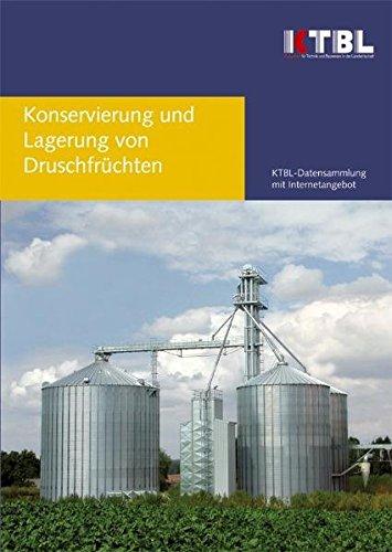 Kühlung, Lagerung (Konservierung und Lagerung von Druschfrüchten: Daten für die Planung von Anlagen zur Trocknung, Kühlung, Gärung oder chemischen Konservierung sowie ... von Druschfürchten im Hoch- und Flachlager)