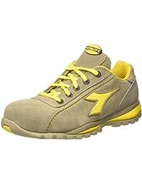 Diadora - Glove Ii Low S1p Hro, zapatos de trabajo Unisex adulto, Gris (Grigio Roccia Lunare), 45 EU