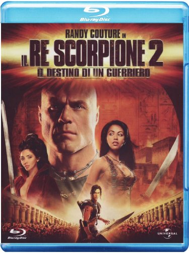 il-re-scorpione-2-il-destino-di-un-guerriero-blu-ray-it-import