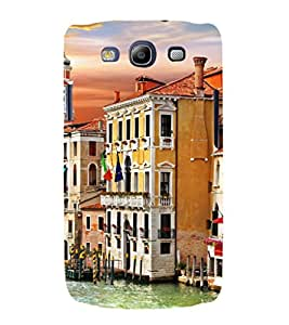 EPICCASE magnificent venice Mobile Back Case Cover For Samsung Galaxy S3 Neo (Designer Case)