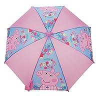 Peppa Pig Umbrella Stick, 56 cm, Pink PEPPA005115