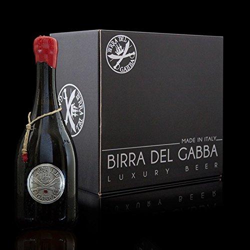 Birra capitan nerone scatola 6 bottiglie 75 cl.