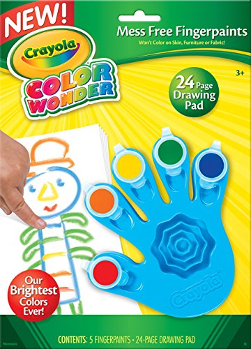 Crayola Farbe Wonder Fingerpaint (Fingerpaint Crayola)