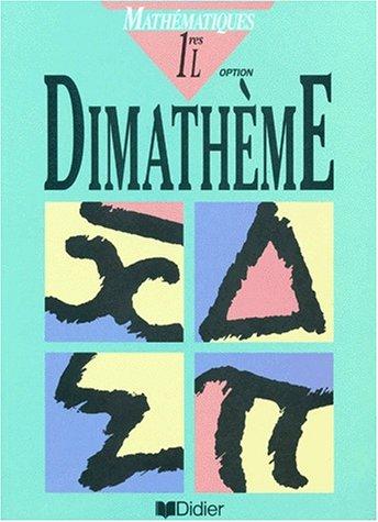 Dimathème, 1re L option, édition 1995