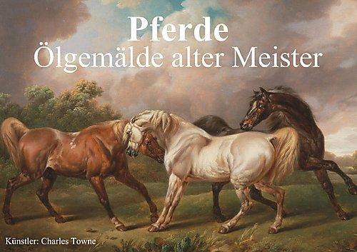 Pferde • Ölgemälde alter Meister (Posterbuch DIN A4 quer): Kunstvolle Pferde-Ölgemälde von den Meistern der Vergangenheit (Posterbuch, 14 Seiten) ... [Papeterie] [Dec 11, 2013] Stanzer, Elisabeth