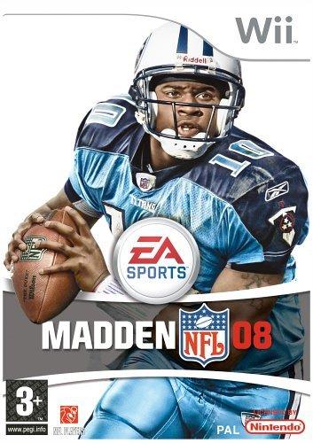Madden NFL 08 [UK Import] (Wii-madden Football)