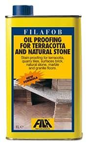 FILA - Protecteur anti-tache pierres/ciment/terre cuite FilaFob 5 litres - 60600005