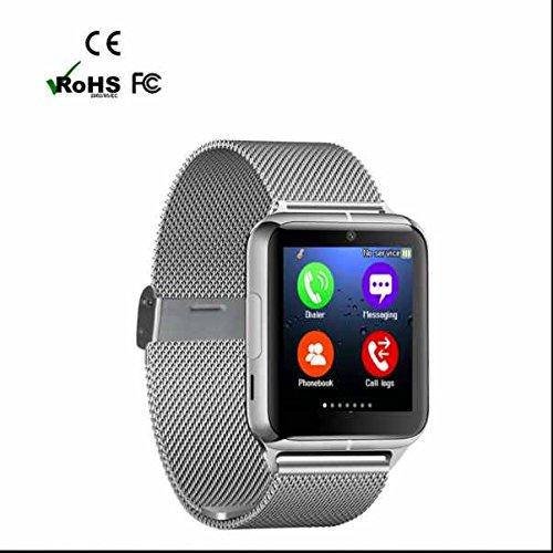Kalorienzähler sport watch Smart uhr Bluetooth sport Uhr Fitness Tracker Bracelet,Herzfrequenz-Messgerät,Kalorie Tracking,Aktivitäts Tracker,Langlebig Fitness Armband,Touch Screen,Wecker für iOS und Android Smartphones