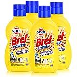 Sidol Universal-Entkalker 500 ml - Mit Aktiv-Zitronensäure (4er Pack)
