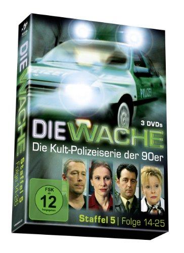 Staffel 5: Folge 14-25 (3 DVDs)