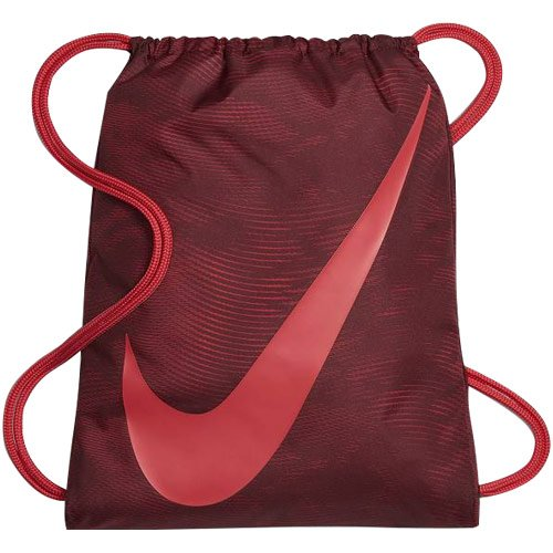 nike y NK Gmsk-GFX Saco de Deporte, Unisex Niños, Rojo / (Team Red / Lt Fusion Red / Lt Fusion Red), MISC