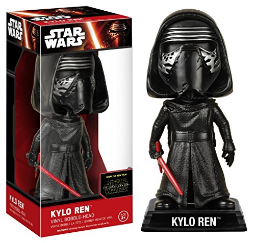 Figura POP Wacky Wobbler Kylo Ren Star Wars Episodio VII