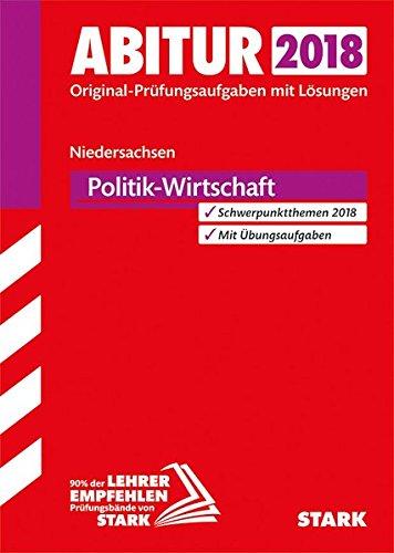 Abiturprüfung Niedersachsen - Politik-Wirtschaft gA/eA