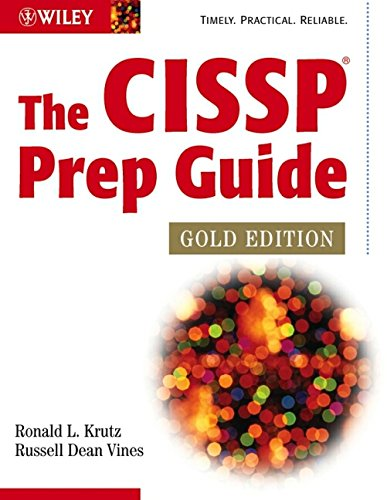 The CISSP Prep Guide (All-In-One) por Ronald L. Krutz