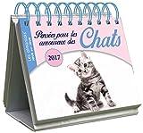 Almaniak Pensées pour les amoureux des chats 2017