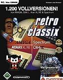 Retro Classix: 1200 Vollversionen - Amiga, C64, Spectrum, Atari XL/XE (Software Pyramide)
