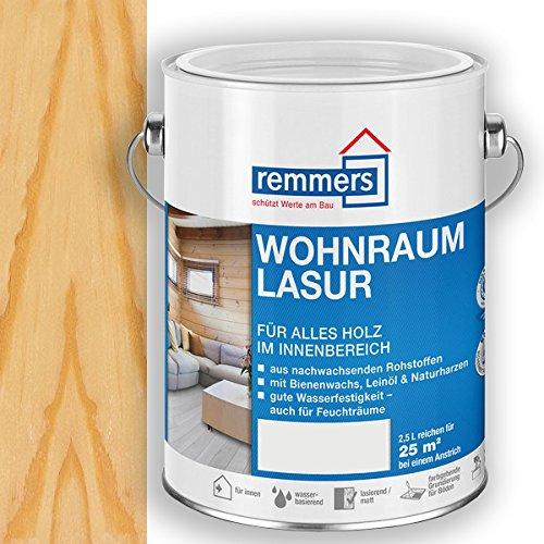 Remmers Wohnraum-Lasur (2,5 l, farblos)